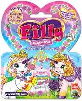 Filly Wedding Gl. Foilb (Cdu)