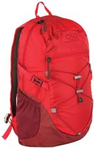 Highlander Backpack - Unisex - rood