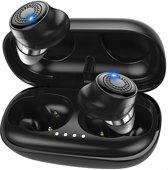 Bluetooth Oortjes in Ear Draadloos Volledig Draadloze Oordopjes Extra Bass TWS Earphones True Wirele