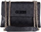 Guess Janelle Dames Crossbodytas - Zwart