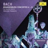 Brandenburg Concertos Nos.4 - 6 (Virtuoso)