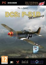 DCS : P51D Mustang - Windows