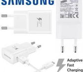 Originele Samsung 2 in 1 High Speed Charger Snellader oplader (EP-TA20EWE) met Micro USB kabel ECB-DU4WE - geschikt voor S3, S4, S5 (Mini en Active), S6 (Edge), Note 1, Note 2, A3, A4, A5