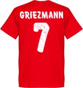 Atletico Madrid Griezmann Team T-Shirt - S