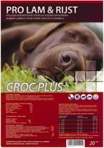 Croc Plus Hondenbrokken - 20 kg - Pro Lam & Rijst