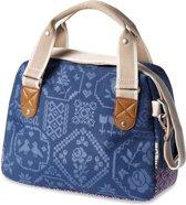 Basil Boheme City Bag Stuurtas - 8 l - Indigio Blauw