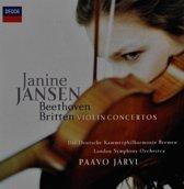 Beethoven & Britten Concertos (Dutc