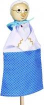 Goki Handpop Grootmoeder 27cm