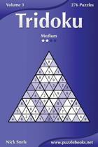 Tridoku - Medium - Volume 3 - 276 Puzzles