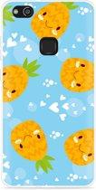 Huawei P10 Lite Hoesje Love Ananas