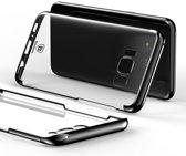 Baseus Samsung S8 Edge Colorful Cover Case Black hoesje