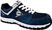 Dunlop Shoes Flying Arrow S3 Navy Lage Veiligheidssneakers Uniseks 36