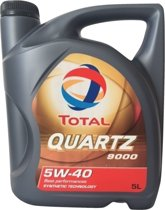 Total Quartz 9000 5W-40 (5 liter)