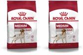 Royal Canin Medium Adult - Hondenvoer - 4 kg per 2 stuks