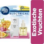 Ambi Pur Electrical Exotische Vruchten Startset - 20 ml - Luchtverfrisser