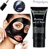 Saizi 50 ml | Black Head Peel Off Mask Tube | Mee Eters & Acne verwijderen | Peel Off Mask | Blackhead Pilaten Masker | Black Head Mask | Shills Natuurlijke Producten | zwart masker