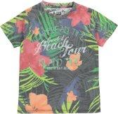 Losan Jongens Shirt Grijs met print - K3 - Maat 128
