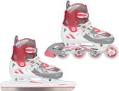 8bfe40bb978 NORENSCHAATS/SKATE COMBO JUNIOR • SEMI-SOFTBOOT • N-FORCE II - Wit