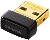 TP-LINK 150Mbps Wireless N Nano USB