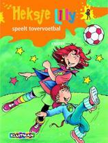 Heksje Lilly speelt tovervoetbal