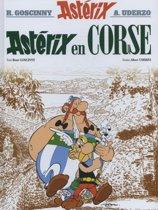 Boek cover Astérix en Corse van Rene Goscinny
