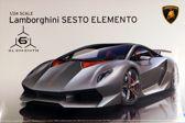 Aoshima 1/24 Lamborghini Sesto Elemento  Modelbouw pakket
