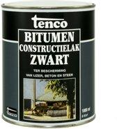 tenco-bitumen verf 1000ml