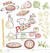 faire des pizzas et des pâtes