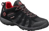 Columbia Canyon Point Wandelschoenen Heren - Black, Mountain