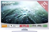 Salora 22LED9112CSW - Led-tv - 22 inch - Full HD - Smart tv