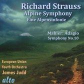 Alpine Symphony/Adagio (Symph 10)