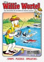 Willie Wortel - Vakantieboek 2018