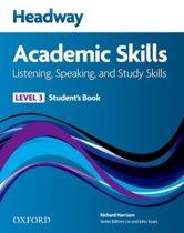 New Headway Academic Skills: Listening, Speaking and Study Skills 3 student's book