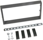 2-DIN paneel SsangYong Kyron 2005- Anthracite