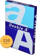 Double A - A4 - 250 vel (pak) - Papier 80g