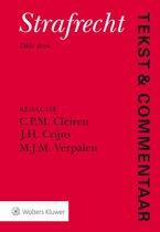 Tekst & Commentaar - Strafrecht