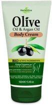HerbOlive Body Crème *Olijfolie & Arganolie* 150ml