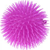 Johntoy Fluffy Ball 23 Cm Paars