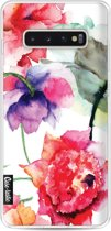 Casetastic Softcover Samsung Galaxy S10 Plus - Watercolor Flowers