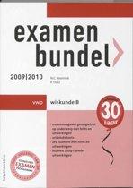 Examenbundel / Vwo 2009/2010 Wiskunde B