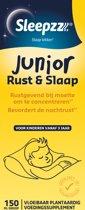 Sleepzz Rust en Slaapsiroop Junior - Slaapproduct