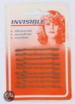 Invisible Haarschuifjes Invisible blond lang schuifspeld
