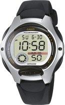 Casio Lw-200-1A - Horloge - 34.9 mm - Kunststof - Zwart