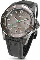 Tutti Milano  TM901TP- Horloge - 48 mm - Taupe - Collectie Corallo