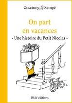 Boek cover On part en vacances van Rene Goscinny (Onbekend)
