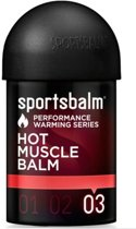 Sportsbalm Spierverwarmer Hot Muscle Balm 150ml Per Stuk
