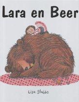 Lara en beer