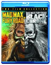 Mad Max: Fury Road - Black & Chrome Edition (Blu-ray)