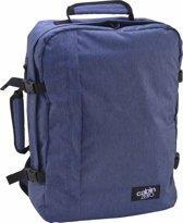 Cabinzero Classic 44L - handbagage rugzak - 55x40x20 cm - Blue Jean