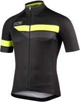 Bioracer Team Short Sleeve 2.0 Black/Fluo Size S